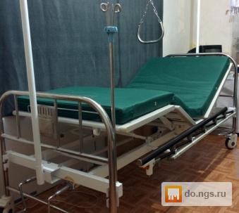Медицинская кровать для лежачих больных