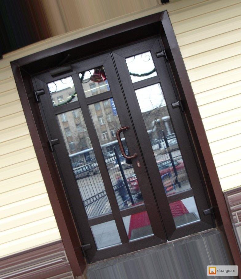 профиль дверь входная из пвх профиля