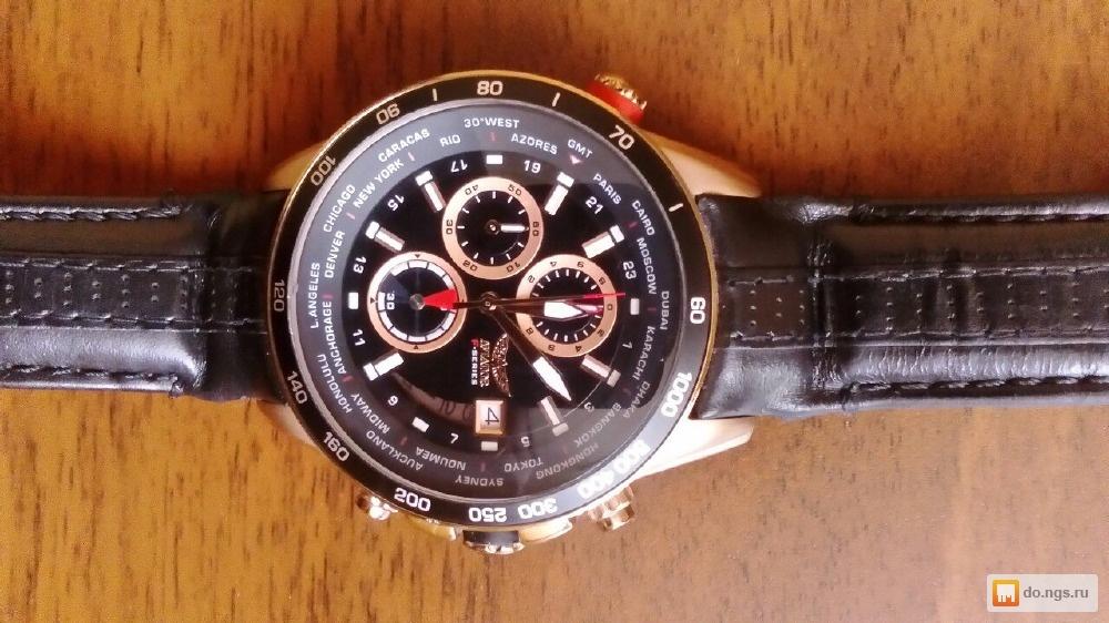 Сколько стоят часы traser