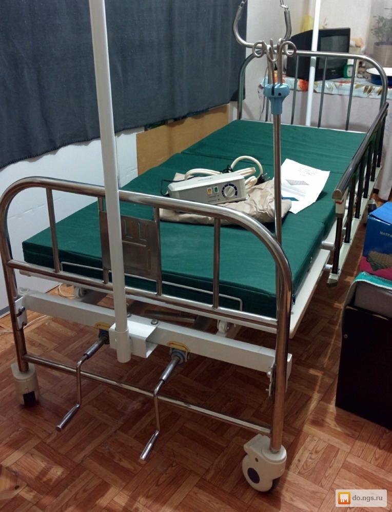 Своими руками кровать для лежачего больного