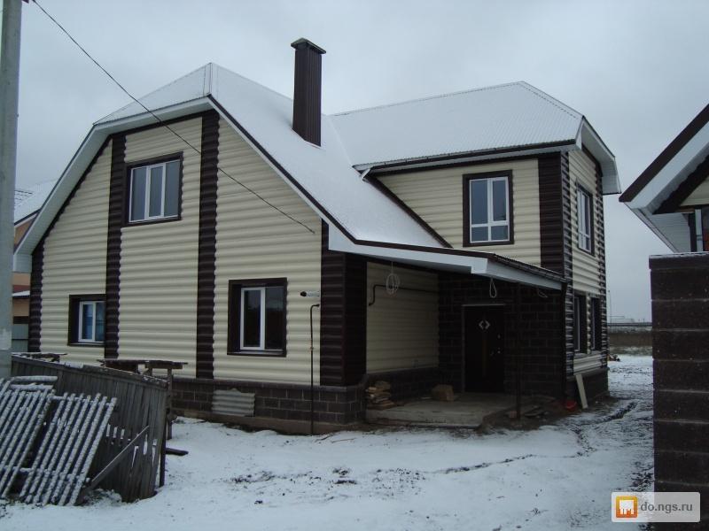 Фасады и крыши домов фото