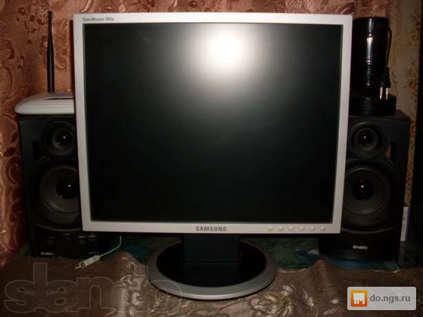 Монитор Samsung SyncMaster