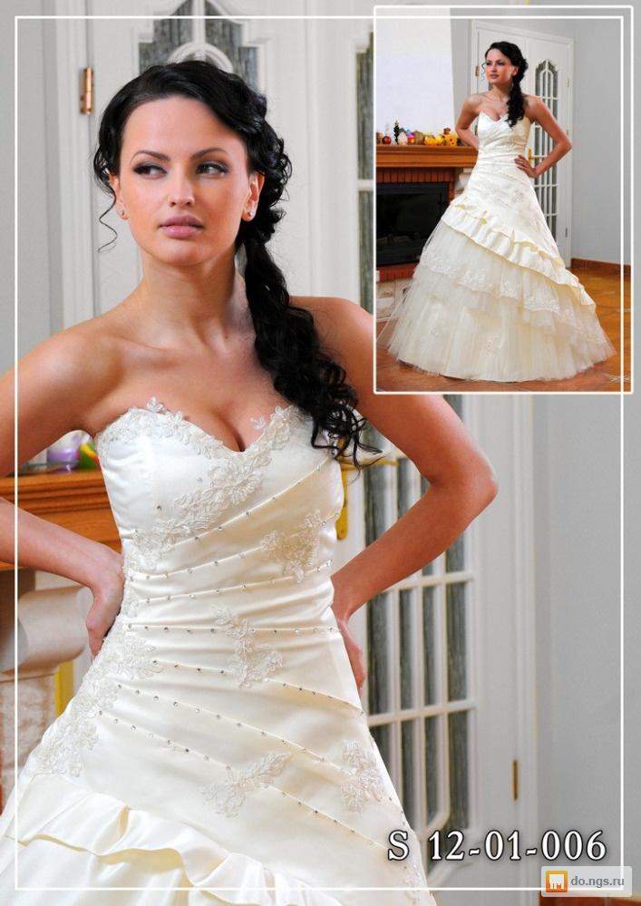 Свадебные платья в Омске . Фото и цены