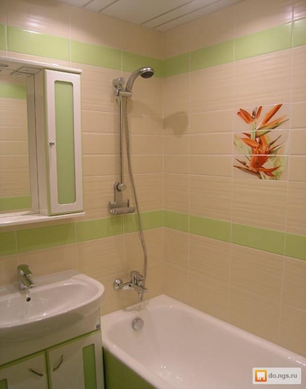 Ванная отделка плиткой своими руками фото