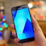 Продам смартфон Samsung Galaxy A7 (2017), Омск