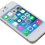 Продам IPHONE 4S 8Gb в состоянии нового, Омск