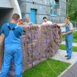 Услуги грузчиков переезд доставка мебели, Омск