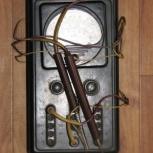 Ампервольтомметр Ц20, почти музейный экспонат :), Омск