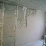 Шпаклевка стен потолка, Омск