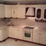 Сборка и установка кухни кухонных гарнитуров, Омск