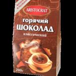 """Горячий шоколад """"Классический"""" Aristocrat, 200 гр., Омск"""