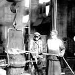 Двутавр балка 10-60 б ш м к арматура труба швеллер металлопрокат, Омск