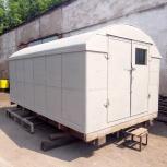 Кунги (фургон) ЗИЛ-131, Омск
