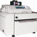УФ лакировщик - модель В350.  Макс. ширина покрытия лаком = 350 мм, Омск