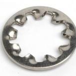 Шайба Ф15(М14) круглая стопорная DIN 6798 J, Омск