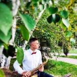 Саксофонист из Омска, Омск