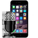 Ремонт микрофона на iPhone 6, Омск
