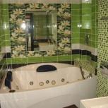 Ремонт квартир офисов помещений,здании,ванных комнат, Омск
