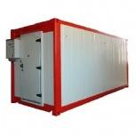 Модульная холодильная камера для уличной эксплуатации, Омск