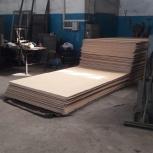 Прекрасные мебельные листы дсп 2750х1830х16 мм, Омск