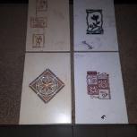 Продаю плитку керамическую  настенную с декором, Омск