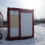 Блок-модуль 2,5 х 6 м, Омск