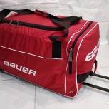 Хоккейный баул спортивная сумка на колесах bauer, Омск