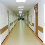 Ремонт и отделка медицинских учреждений, Омск