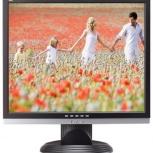 Продаю ЖК-монитор ViewSonic VA916 19 дюймов (48.5см), матовый, Омск