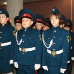 Кадетская форма для кадетов казаков летняя зимняя рубашка, Омск