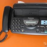 Факс panasonic KX-FT22, Омск