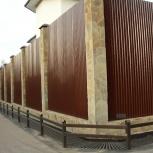 Установка монтаж заборов,входных и межкомнатных дверей, Омск