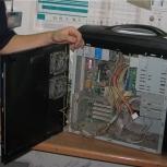Чистка, смазка кулера на ЦП Профилактика (чистка системного блока), Омск