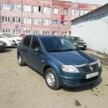 Renault Logan в аренду с выкупом, Омск