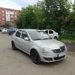 RENAULT LOGAN 2012 в аренду под выкуп, Омск