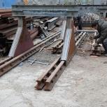 Упор тоннельный Р-65 ПП 5-286.01.000., Омск