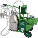 Доильный аппарат для коров «Молочная ферма» модель 2П, Омск