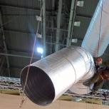 установка системы вентиляции и кондиционирования(вытяжка, проточка), Омск