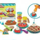 Ягодные тарталетки набор для лепки Play-Doh от Hasbro, Омск