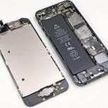 Не работает кнопка включения, iPhone 4.4s, 5с,5s, 5,6,6plus, Омск