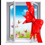 Наружная отделка окна в Омске., Омск