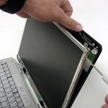 Замена матриц на ноутбуках и мониторах, Омск