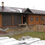 Деревянное домоствоение под ключ!, Омск