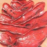 """Уникальная фотокопия картины """"роза"""". Подпись: valentino, Омск"""