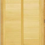 Дверь банная, из кедра, модель 5, Омск