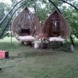 Кресло-качалка, подвесное кресло, Омск
