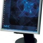 Продам отличный монитор Nec lcd1770nx, Омск