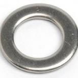 Шайба Ф8 круглая плоская DIN 433, Омск
