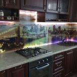 Изготовление фотофартуков для вашей кухни, Омск