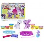 Твайлайт и Рарити набор для лепки Play-Doh, Омск